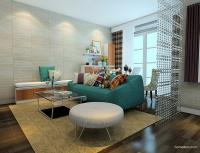 【汇雄时代】30套客厅装修案例,找准你想要的再装修
