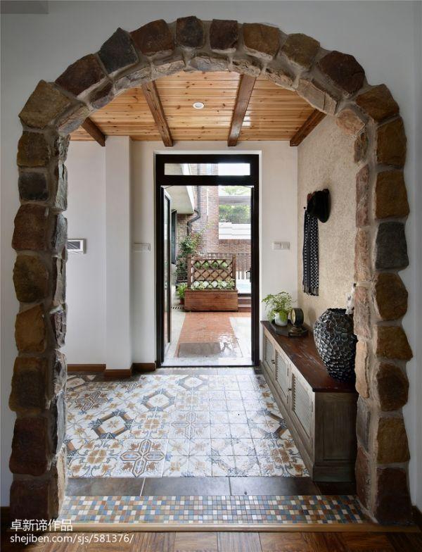 【家居】美式鄉村古堡風情,420㎡溫馨別墅設計!