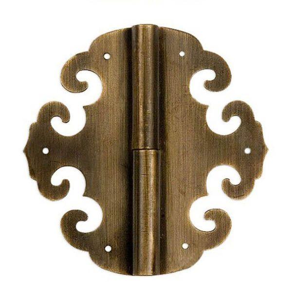 【烩设计】中式五金件 · 木制家具的重金属乐