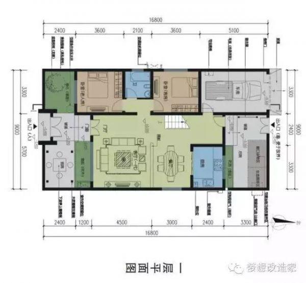 8米乘11房子设计图