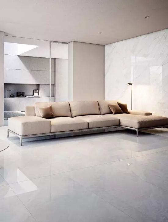 客厅瓷砖到底怎么铺 才能经受住岁月的打磨