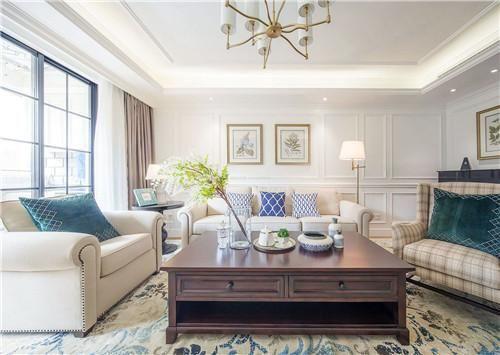 客厅欧式风格五大设计技巧 打造古典浪漫风