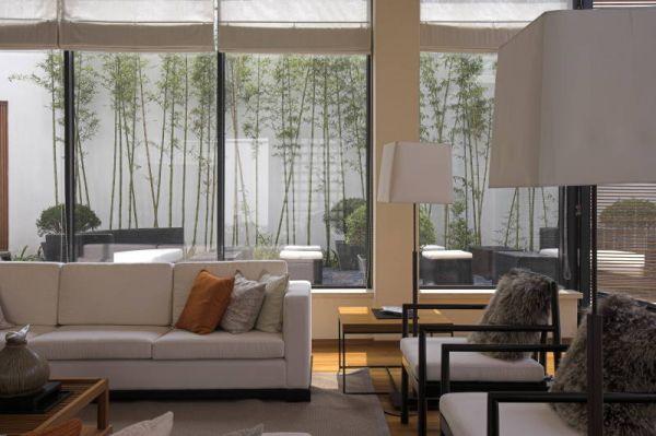 国外都不流行客厅吊顶了,客厅这样设计真好看!小区都出名!