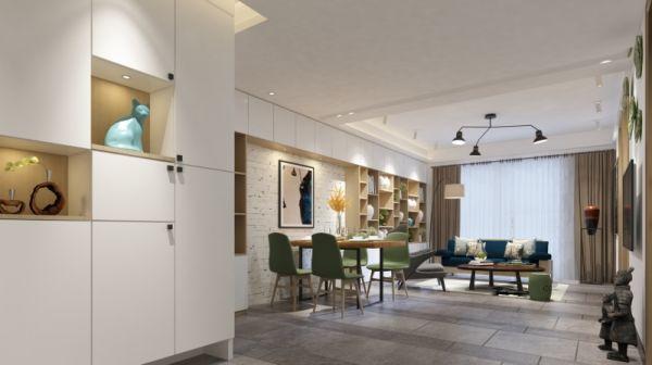 2019潮流的4大客厅玄关设计,个个都能美出天际!