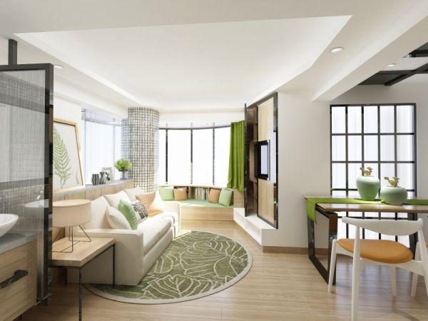 客厅还在做吊顶,别在傻了,这样设计不仅省钱还简约大气