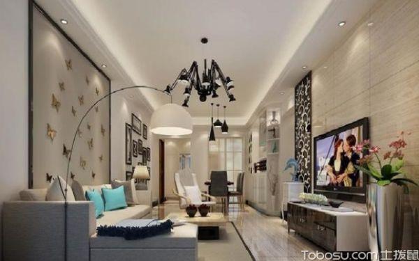 客厅欧式吊顶设计