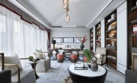 新中式客廳,風靡世界