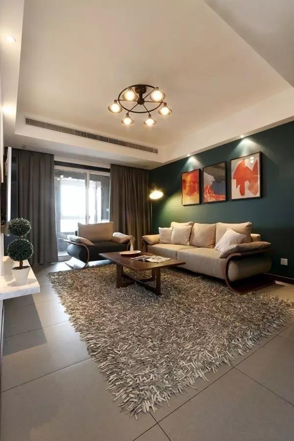 客廳瓷磚這樣選 再也不擔心裝修好后被嫌棄地面丑