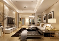 客廳中式風格很幸福,不僅奢華而且還會和和美美!