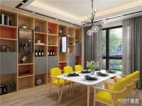 客厅定制玄关酒柜,位置选择非常重要