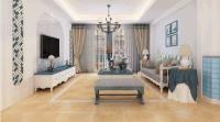 欧神诺瓷砖|白色素净客厅这样搭配彩色马赛克,不仅灵动更显格调!