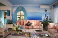 夏季清凉大作战——看看各种凉爽的客厅吧!