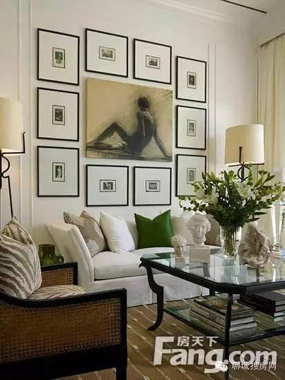 30款唯美简约客厅装修 迷死80和90后的装修风格