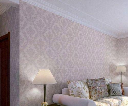 客厅资讯 > 客厅墙纸效果图欣赏 缔造完美生活  欧式客厅卧室墙壁纸