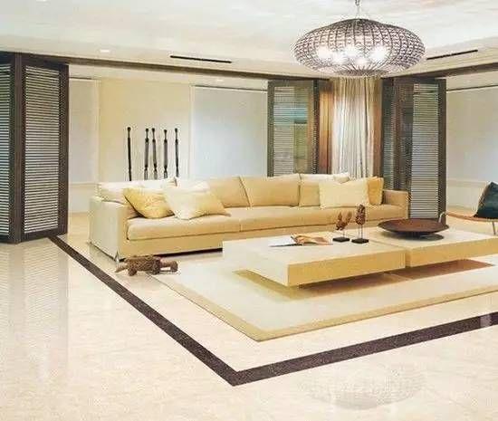 客厅地板砖效果图 打造完美客厅_客厅装修大全