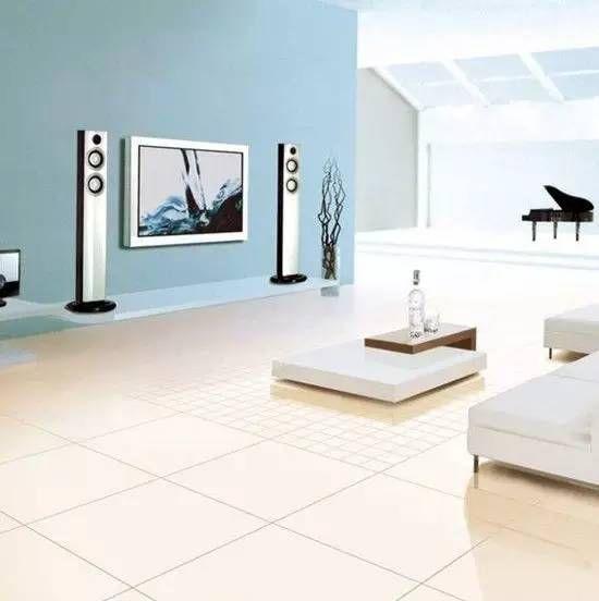 客廳資訊 > 客廳地板磚效果圖 打造完美客廳  客廳地板磚效果圖:簡約