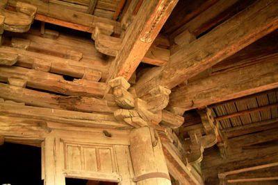 客厅资讯 > 100张榫卯结构图解  榫卯结构,是中国古建筑以木材,砖瓦为