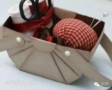 纸箱手工制作鞋子创艺图片