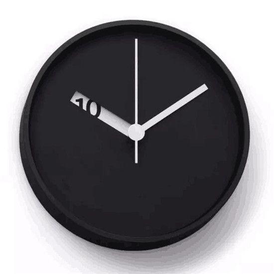 未来时钟手工制作