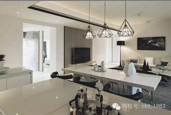 loft公寓:现代风格家庭装修