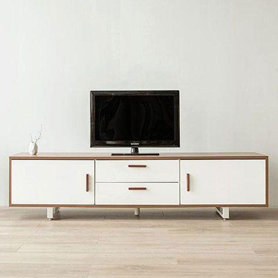 惊艳客厅设计 8种现代风格电视柜装修效果图欣赏