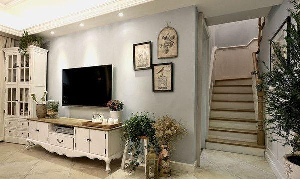 23款小戶型客廳電視背景墻 不同風格裝修圖別樣精彩