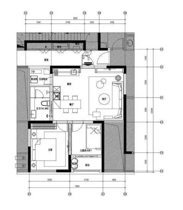 11万60平的设计,就看你脑子灵不灵活了_客厅设计专业雕刻图片
