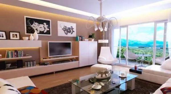 小户型客厅设计如何做_小户型客厅设计实例_客厅装修