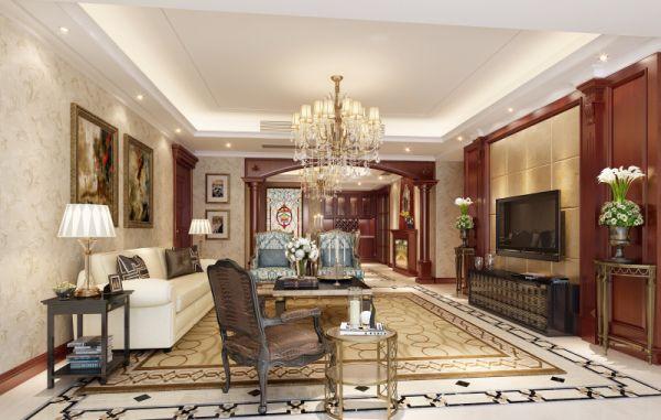 你儿子是不是富二代,你家客厅说了算!招财的客厅设计!