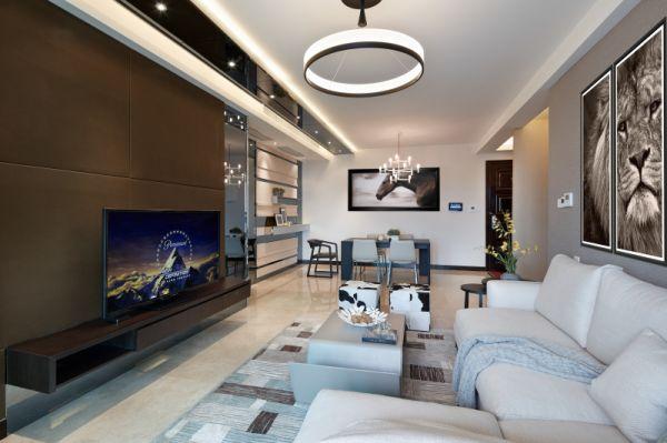 客厅别傻傻再放沙发,学学香港人这样设计,好处太多了