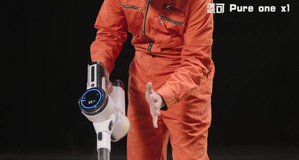 吸尘器吸入功率和真空图片