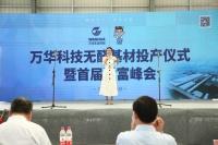 """""""全系无醛""""宣战40%室内污染 万华生态科技平舆厂区投产"""