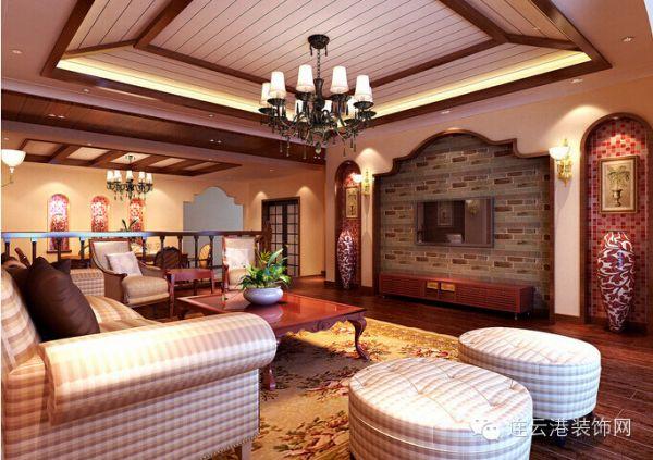 客厅电视背景墙风水——如何设计才能更旺财?你造吗?