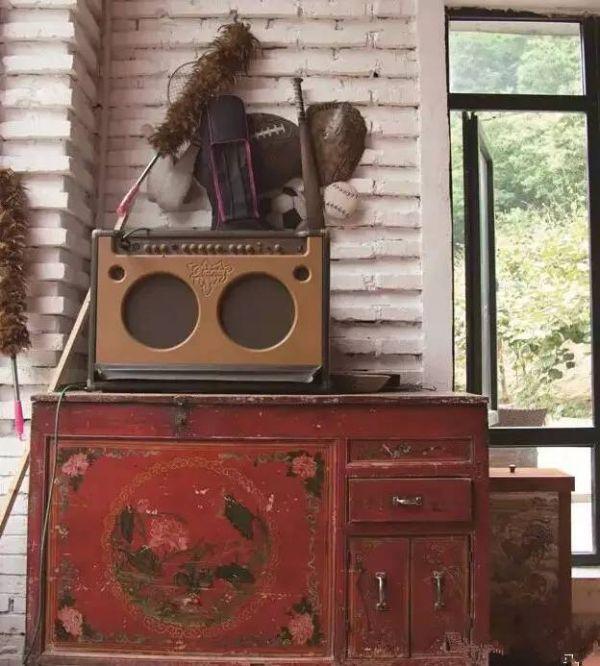 80年代老式衣柜