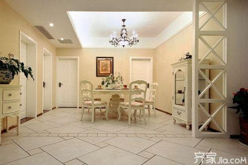 怎么搭配客厅地板砖颜色 让你的地板百看不厌