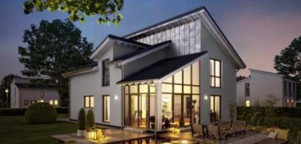 你想要這樣的鄉下房子庭院嗎_客廳裝修大全
