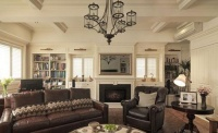 为什么美国人爱装两个客厅,是钱太多了吗?