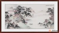 客厅装饰画挂什么好?山水画才是装点气度与格局的佳选!