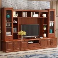 小客厅怎么设计都局促?定制电视柜了解一下