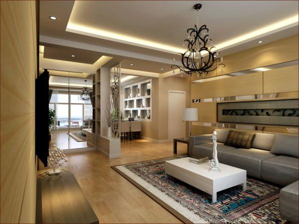 一进门就看到客厅,设计师给我6大装修方案,你支持哪一种?