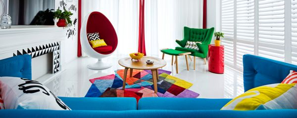 【1】客厅颜色怎样搭配