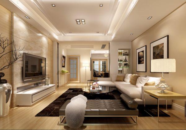 客厅中间不放沙发?如今这样设计才是流行,国外早就开始了!