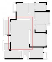 你家客厅还是万年不动的沙发+茶几?客厅应该这么做